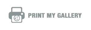 Customer logo - Print my gallery
