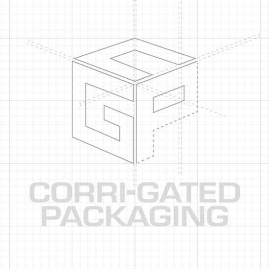Corrigated Packaging logo design